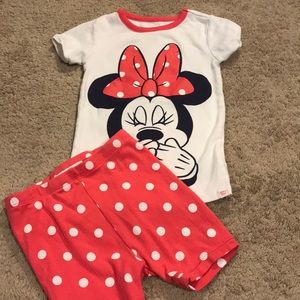 3 for $20- Minnie Mouse pajamas size 4